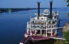 Top 10 River Cruise Destinations Mississippi