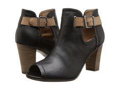 Clarks Shira Nicole Pebble Leather - Zappos