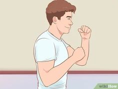 5 Ways to Knock Someone Out with One Hit - wikiHow Self Defense Classes, Self Defense Moves, Self Defense Martial Arts, Fight Techniques, Martial Arts Techniques, Martial Arts Workout, Martial Arts Training, Off Grid Survival, Survival Kits