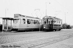 Kleine Amsterdamse tramgeschiedenis 1900-2000