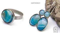 (nie jesteśmy pewni czy proporcje pierścionka do kolczyków są właśnie takie, bo skleiliśmy 2 zdjęcia sam :-):)