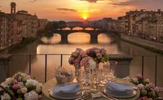 Romantic itineraries in Florence