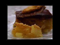 Kekszes almás sütés nélkül - GastroHobbi No Bake Treats, Waffles, Pie, Baking, Breakfast, Desserts, Food, Youtube, Torte