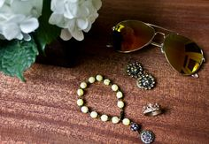 Find out how fashionistas are styling their @saintvintage! #jewelryforacause