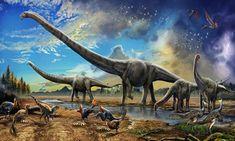 Ruyangosaurus giganteus by Zhao Chuang