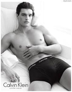 Matthew Terry for Calvin Klein Underwear (2014)