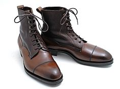 Edward Green Galway. #shoes #men #boots