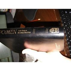 Leather Study Bible with Golden Edges / Poimen Ang Biblia Ng Mga Pastor / Magandang Balita Biblia / TVP 055 Poimen PBS 2006-1 / High quality study Bible / Philippine Publication / Phillippines Sheperds Bible