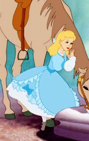 Cinderella as a little girl. Disney Pixar, Walt Disney, Disney Nerd, Cute Disney, Disney And Dreamworks, Disney Cartoons, Disney Magic, Disney Characters, Disney Icons
