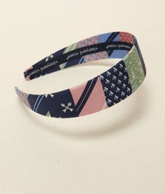Printed Patchwork Headband $30