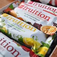 Probar Fruition Superfood Snack!