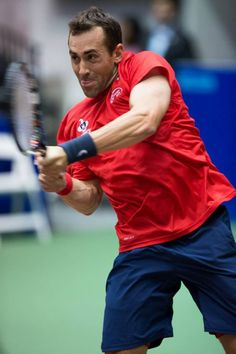 7/17/14 Via Washington Kastles: Frank Dancevic spoiled Bobby Reynolds' birthday with a strong serving performance, defeating the #Kastles closer 5-2.  Philadelphia Freedoms lead 15-5 after 3 sets. #RefuseToLose