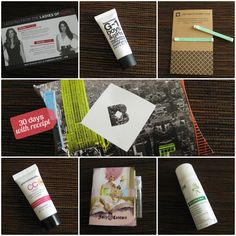 "Birchbox July 2013 Review: Power Play - USA's ""Suits"" Collab 