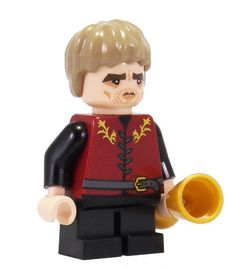 A very hungover looking Tyrion. | You Can Buy These Game Of Thrones Legos Right Now