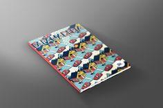 La Panadería #2, la revista de la  asociación El Creadero, de Yecla.
