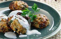 Μπιφτέκια κοτόπουλου με θυμάρι και τζίντζερ - Συνταγές - Πιάτα ημέρας   γαστρονόμος