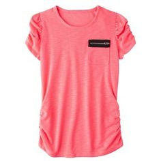D-Signed Girls' Short-Sleeve Tee - Assorted : Target Mobile