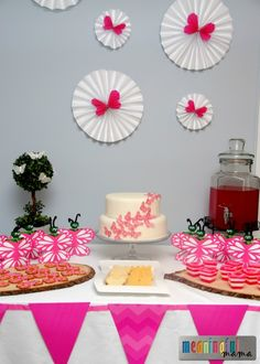 Butterfly Birthday Party Ideas - Decorations, Food and More