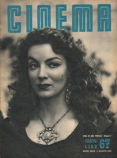 CINEMA 67 (1951) Maria Felix, Bing Crosby, Cinema e nazismo