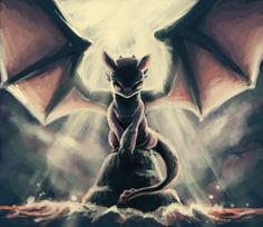 Toothless by Foxeaf.deviantart.com on @deviantART