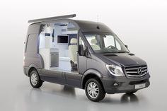 Mercedes Benz Sprinter Caravan Concept