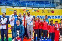 제5회 세계장애인태권도선수권  대회 성료 주최국 러시아 남자부, 터키 여자부 ;종합우승' 차지