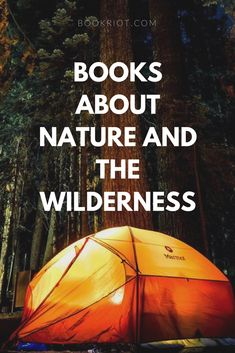 Books about nature a