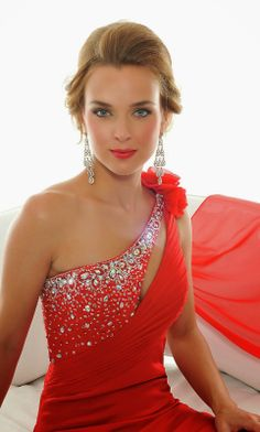Red Prom Dress Fashion