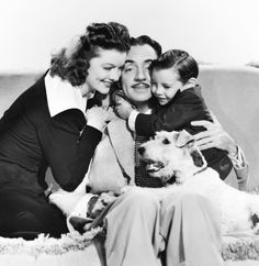 Myrna Loy and William Powell - Shadow of the Thin Man