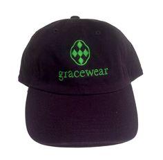 Gracewear Collection - Baseball Cap-Navy, $18.00 (http://gracewearcollection.com/baseball-cap-navy/)