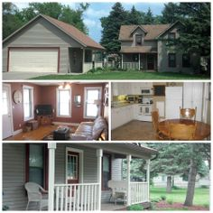Looking for your very first home? This home is a perfect fit! Located in St Cloud, this home features a new kitchen, new flooring, new cabinets, new roof, maintenance free siding,  a fenced in yard. Home has 2 porches, large bedrooms  lots of character. Priced at $105,900!