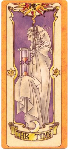 Clow-card : The Time Card