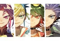 Read Magic roses (Yu-Gi-Oh Arc V) - Magic roses - Wattpad