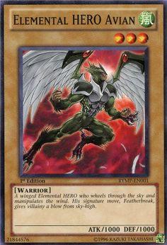 Yu-Gi-Oh! - Elemental HERO Avian (RYMP-EN001) - Ra Yellow Mega-Pack - 1st Edition - Common Yu-Gi-Oh!,http://www.amazon.com/dp/B007C94OJ0/ref=cm_sw_r_pi_dp_PYy.sb05NYRY95TQ