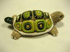 Artesania Rincinada Turtle Figurine