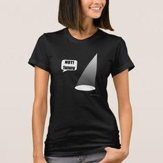 Not Funny Theater Lighting Women's Dark T T-Shirt