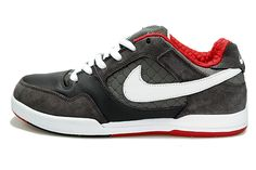 Nike Zoom Air Paul Rodriguez (P-Rod) II (2) – Pigeon Midnight Fog / White. I wish I owned a pair.