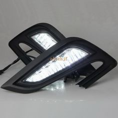 149.99$  Buy here - http://aiw04.worlditems.win/all/product.php?id=32805643444 - July King LED Daytime Running Lights DRL 6000K LED Fog Lamp Assembly Case for Buick Encore and Opel Mokka X 2016~ON