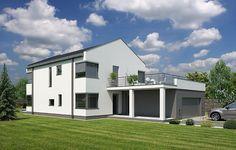 Rodinné domy a projekty rodinných domů jsou hlavním tématem stránek stavební společnosti Futur s.r.o.