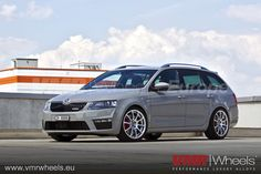 Skoda Octavia RS VMR V701 Vw Group, Wagon Cars, Shooting Brake, Volkswagen Group, Black Edition, Nissan Skyline, Cars And Motorcycles, Classic Cars, Autos