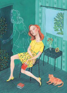 Illustrations by Helena Perez Garcia   #illustration