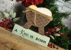 A King is Born!