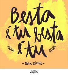 A designer Vanessa Kinoshita cria letterings e tipografia incríveis feitas à mão e nos inspira com seus sentimentos ilustrados. Conheça seu trabalho!