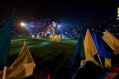 Inauguración Incomparable - Clausura 2013.