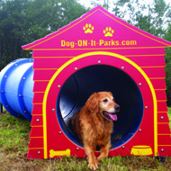 I would LOVE an apartment  complex with a dog agility course as an amenity!