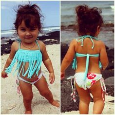Her Little Bathingsuit!!!