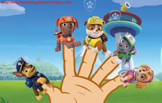 Paw Patrol - Finger Family Nursery Rhymes For Kid Next we will be coming versions rescue dogs. With this version with the integration of the lovable characters are dogs. With nursery rhyme rhyme baby. Kids Nursery Rhymes, Rhymes For Kids, Finger Family Song, Paw Patrol, Rescue Dogs, Ice Cream, Fictional Characters, Rhymes For Children, Sherbet Ice Cream