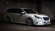 Legacy Wagon (Japan)