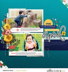 April by RaquelS at the Lilypad