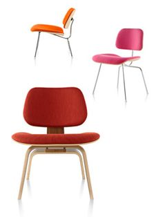 Eames Molded Plywood #Chairs #HermanMiller #OfficeDesign  #office #interiordesign #furniture http://www.benharoffice.com/